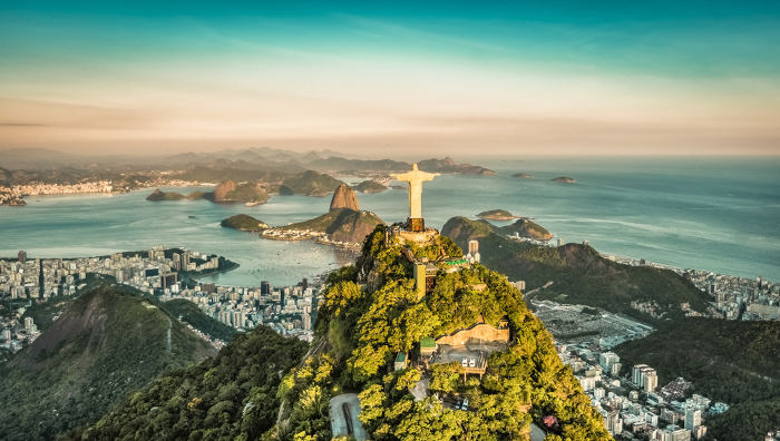 Brazil eVisa Boost International Tourism